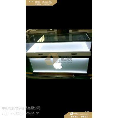 苹果创意前开门手机柜台定做,苹果手机柜台厂家电话