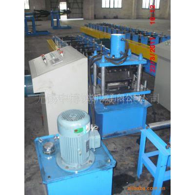 厂家供应L型钢成型机组 无锡冷弯设备 压瓦成型机 冷弯机成型机