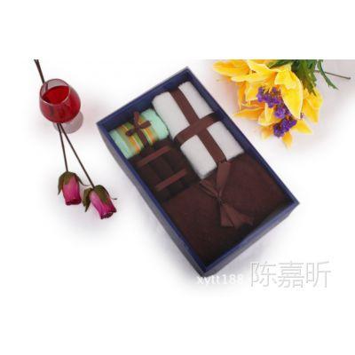 热销工艺手工礼品 住家宝【蛋糕毛巾】礼盒