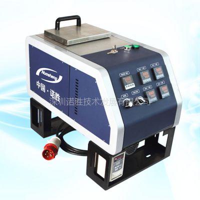 供应诺胜品牌热熔胶机 喷胶上胶机 纸盒热熔胶上胶机