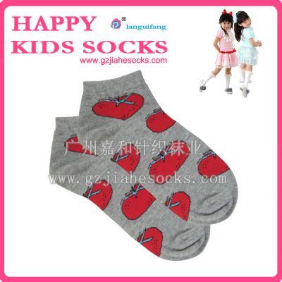 供应儿童袜子供应厂/外贸童袜/卡通童袜/纯棉儿童船袜