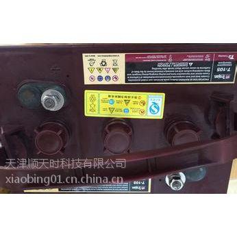 美国邱健蓄电池L16P天津销售