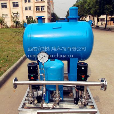 宝鸡供水恒压成套供水设备 宝鸡自动恒压供水系统 变频恒压供水设备特点 RJ-R10