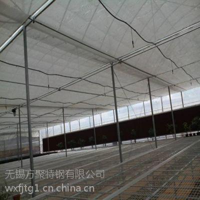 江苏大量供应大棚骨架 农用 大棚管 热镀锌大棚钢管