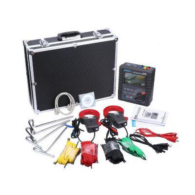ETCR3200双钳接地电阻测试仪,土壤电阻率测试仪