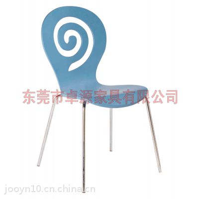 供应供应曲木椅,弯板椅,麦肯椅,弯曲椅,麦当劳餐椅,餐椅BW-012