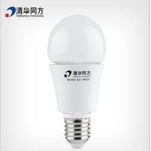 供应清华同方led灯泡 5W 超长寿命 节能 环保 高亮度