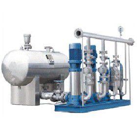 供应深圳小区无负压变频恒压供水设备