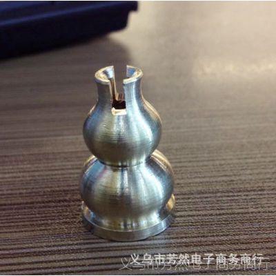 厂家批发 纯铜葫芦香夹 葫芦香座 葫芦香插,香托香架香座