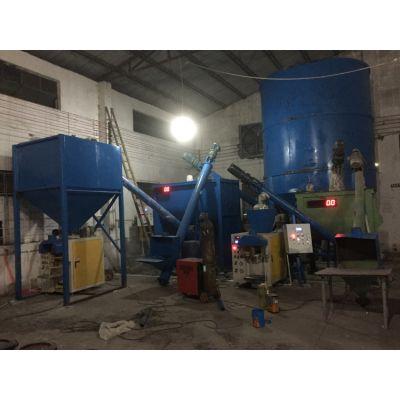 自动称重灌装瓷砖胶生产机器 厂家直销