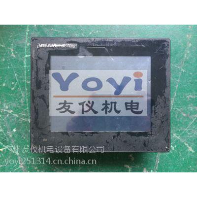 供应维修三菱GT1055黑屏白屏、无显示,售三菱GT1055整机