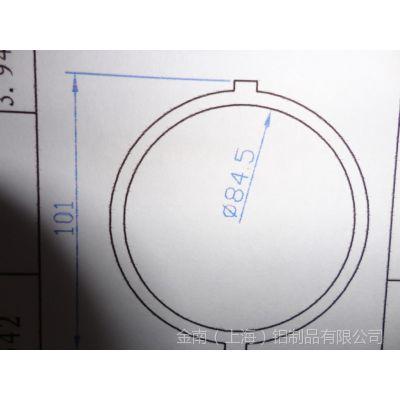 供应出种灯饰铝型材 铝制品加工表面氧化处理