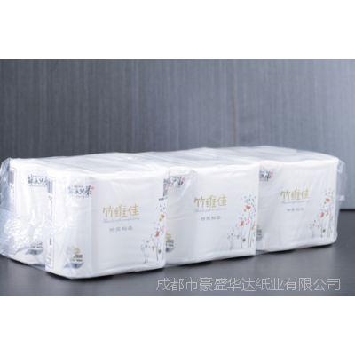 WJ046维佳锦绣卷纸(12卷/提) 成都纸业厂家批发定做竹浆卷纸