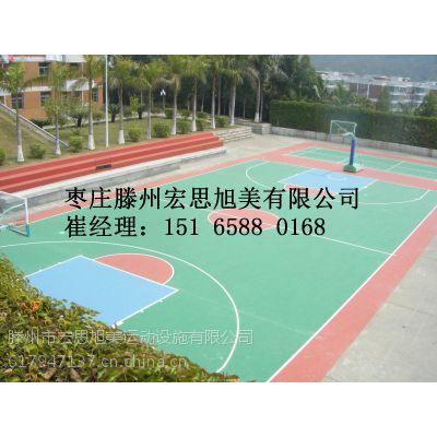 东营环保硅pu网球场防水层 环保硅pu网球场防滑 环保硅pu网球场品牌
