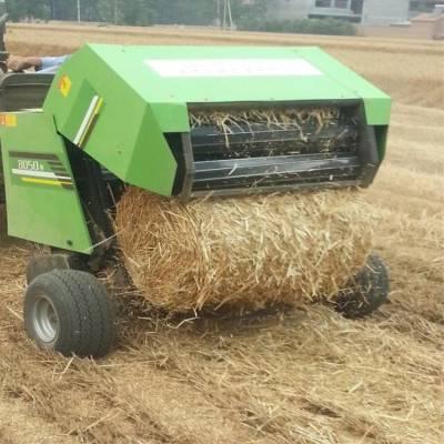 山西圣嘉全自动秸秆打捆机 小麦秸秆打捆机质量保证