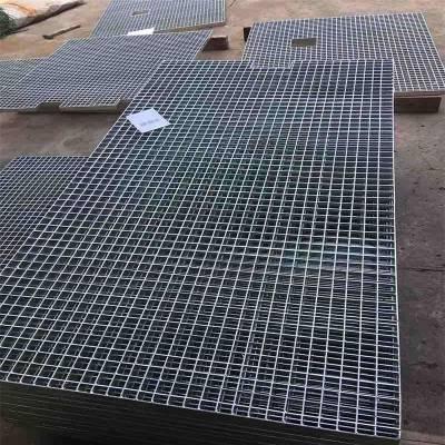 旺来异型钢格栅板 玻璃格栅板 网格板规格