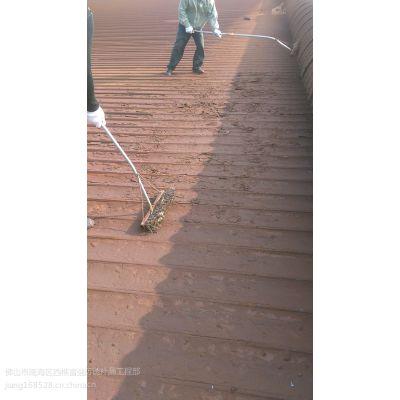 江海区外海外墙清洁 卫生清洁 打腊 玻璃钢防腐防锈防水防潮补漏工程