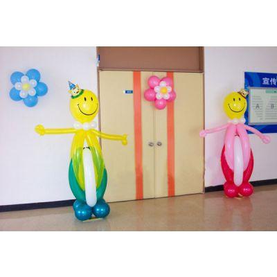 供应福建专业的气球装饰布置及小丑气球派送表演