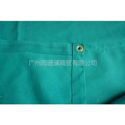 供应阻燃帆布屏 焊接防护屏