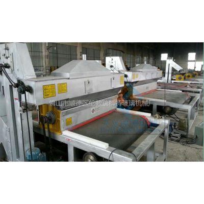大型无尘自动打砂机厂-天义玻璃打砂机