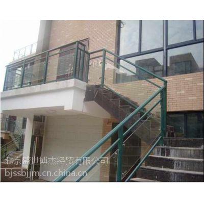 Q河北省邯郸市锌钢楼梯扶手、组装楼梯护栏,别墅楼梯栏杆、铁艺阳台栏杆,Q195锌钢护栏