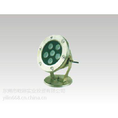水底灯加工技术要求,水下灯