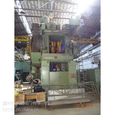 二手2500吨热模锻压力机,俄罗斯KB8544压力机