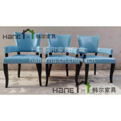 陆家嘴海逸海鲜餐桌餐椅 简约现代餐桌椅订做 上海韩尔家具厂供应
