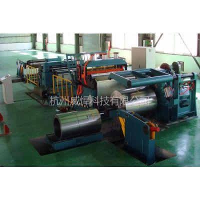 供应马口铁纵剪、分条机组生产线