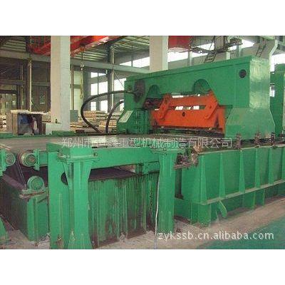 供应横剪机/开平机/横剪机组/全自动横剪生产线/不锈钢横切生产线
