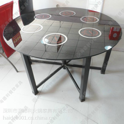 玻璃火锅桌厂家批发_玻璃火锅桌全网_在线定制玻璃火锅店桌椅