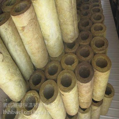 赛豪岩棉管是保温系统中的不可缺少的隔热材料