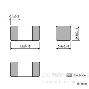 供应村田磁珠BLM18AG331SN1D