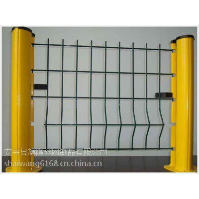 供应包头好围栏_品质围栏网_三角折弯围栏网--旗隆制造