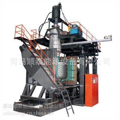 顺泰 3000L两层大型吹塑机 塑料托盘设备 大型中控吹塑机