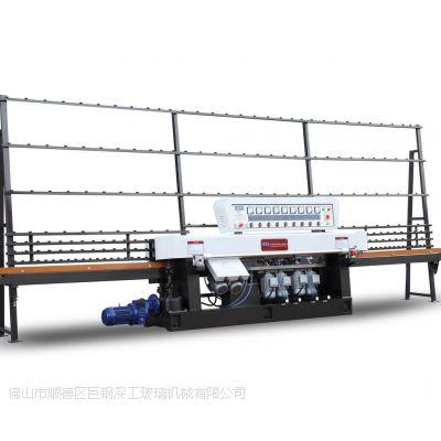 ZM8325玻璃磨边机 玻璃深加工前预处理磨边加工设备