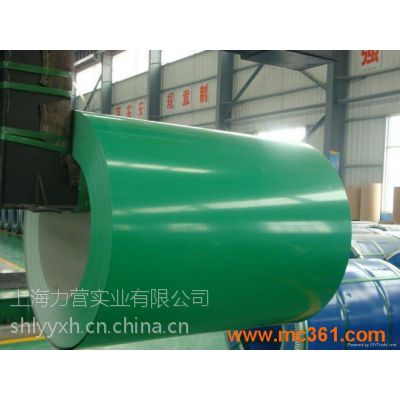 上海宝钢彩涂钢板 印花/木纹彩涂卷 新宇彩涂板生产厂家
