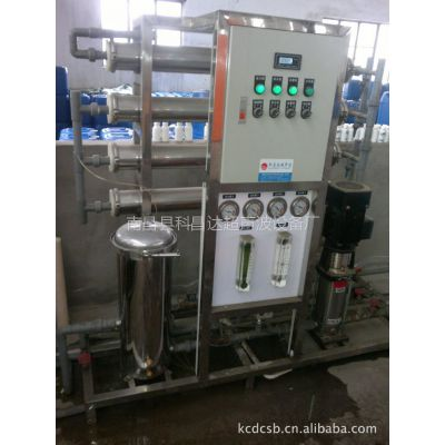供应1吨反渗透纯水设备