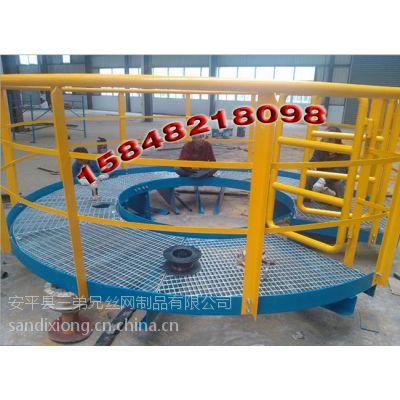 供应包头环式扇形钢格板制作-内蒙古包头圆形、梯形钢格板设计