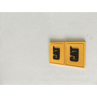 供应pull bear风格PVC软胶 滴塑标 手袋胶章 微量射出标商标定做