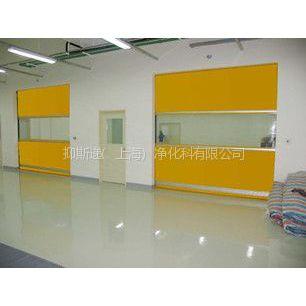 供应上海洁净室自动感应门