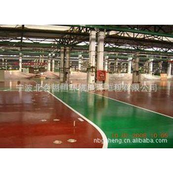 供应车库标示及设施 停车场地坪工程 环氧地坪施工