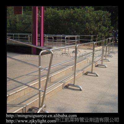专业生产优质不锈钢防护栏管材
