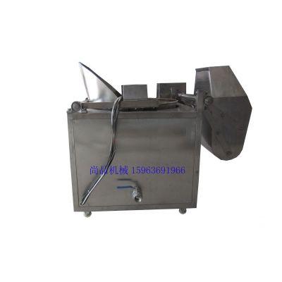 供应自动搅拌油炸机/自动上料油炸机/自动出锅油炸机