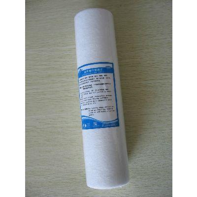 供应台湾总馨纯水机10寸通用级PPF滤芯美国全国卫生基金会NSF认证
