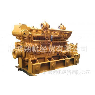 二手潍坊8170 720马力船用柴油机
