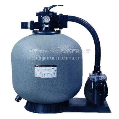 供应河南砂缸过滤设备|传统压力式过滤砂缸|游泳池净化器 河南金瑞