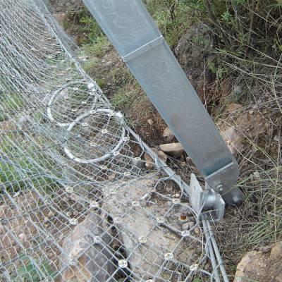 毫州被动柔性防护网供货商