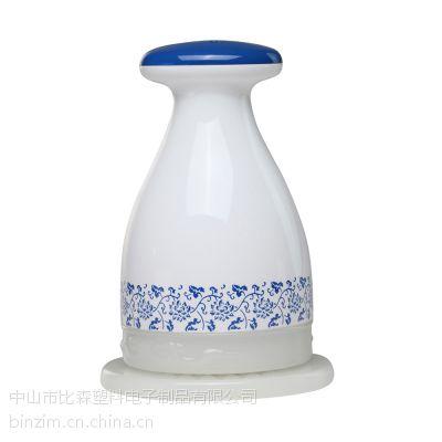 供应元灸仪温灸罐刮痧罐 温灸仪器电加热罐 家用温灸器汉灸仪养生罐