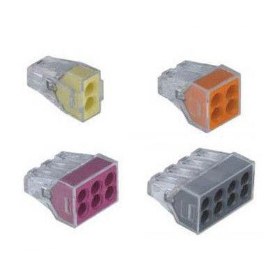 供应德国WAGO建筑物布线、照明器具用连接器、接线端子